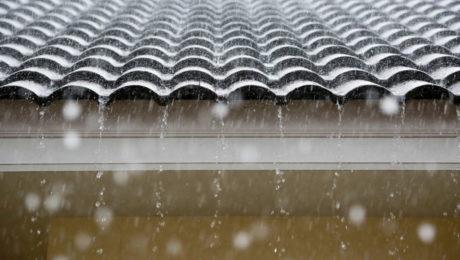 Kebocoran atap