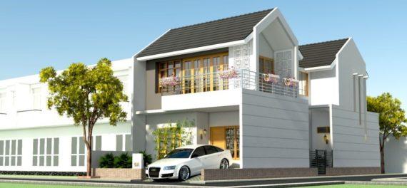 Rumah Tipe 120 M2