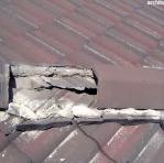 Perbaikan Atap rusak