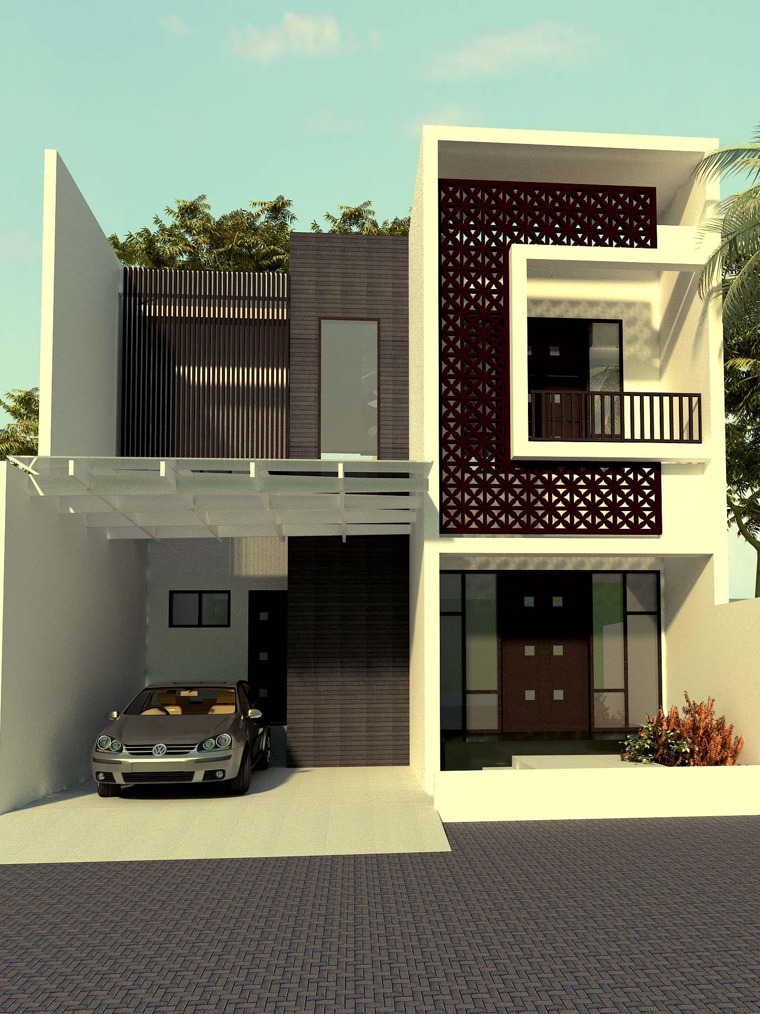 Rumah Tipe 170 M2