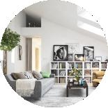 interior rumah home
